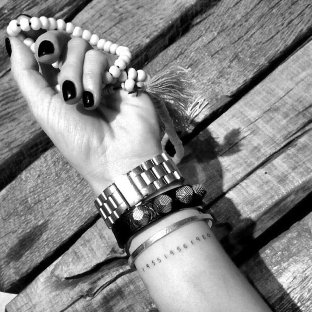 best tattoo wrist female images