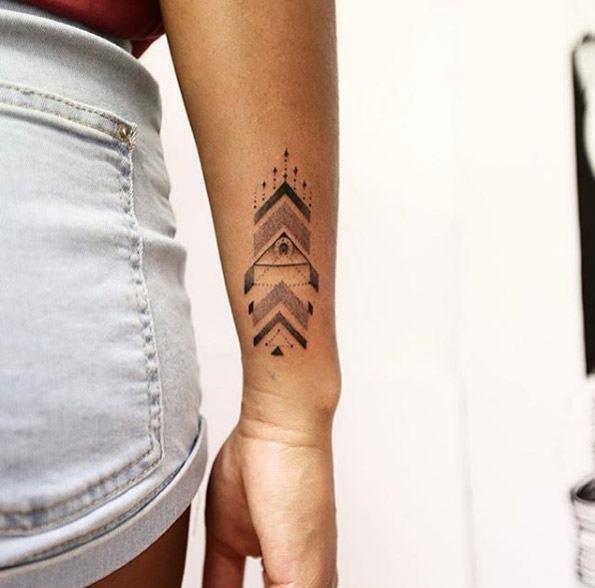 Unique Small Wrist Tattoos for Women