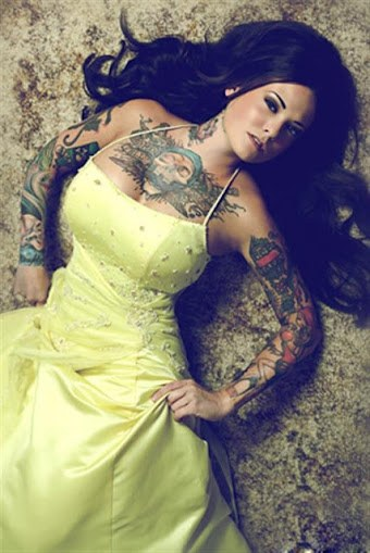 ideas for beautiful chest tattoos for women