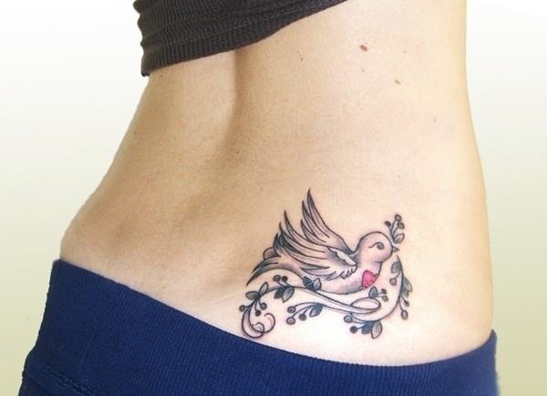 small bird butt Tattoos ideas design images