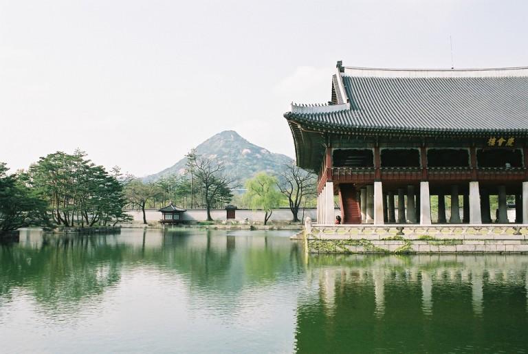 Gobungun, Changyeong is a green grassy field