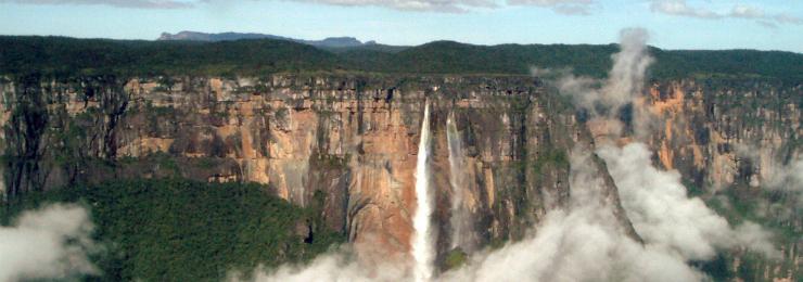 Top 10 Natural Attractions In Venezuela