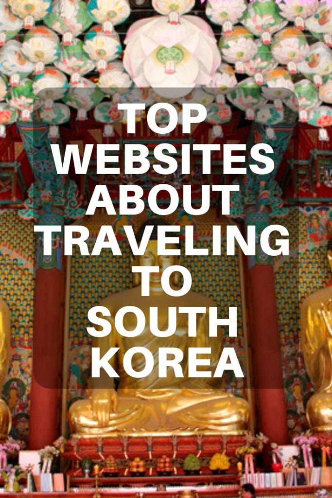traveling to South Korea