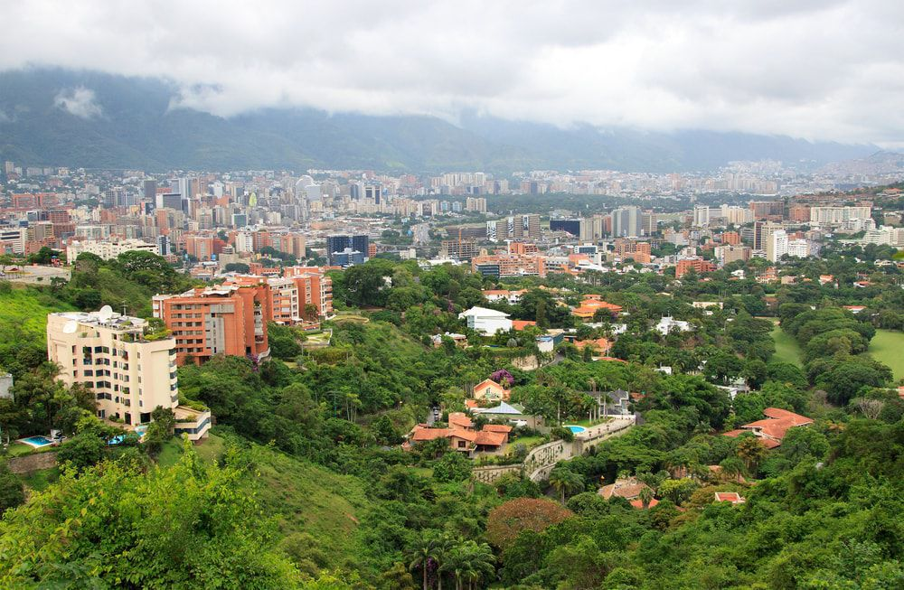 Venezuelans' want to chat about Politics