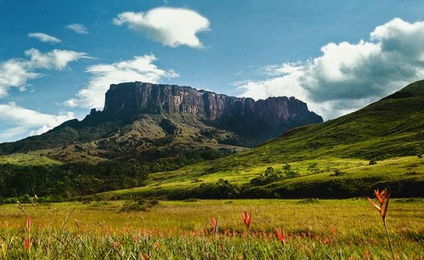 Top ten places to visit in Venezuela