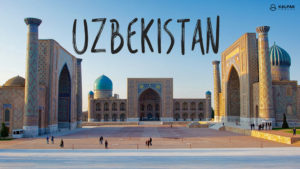 Interesting websites about traveling to Uzbekistan