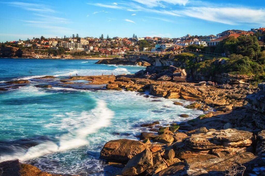 Sydney is the largest city in Australia