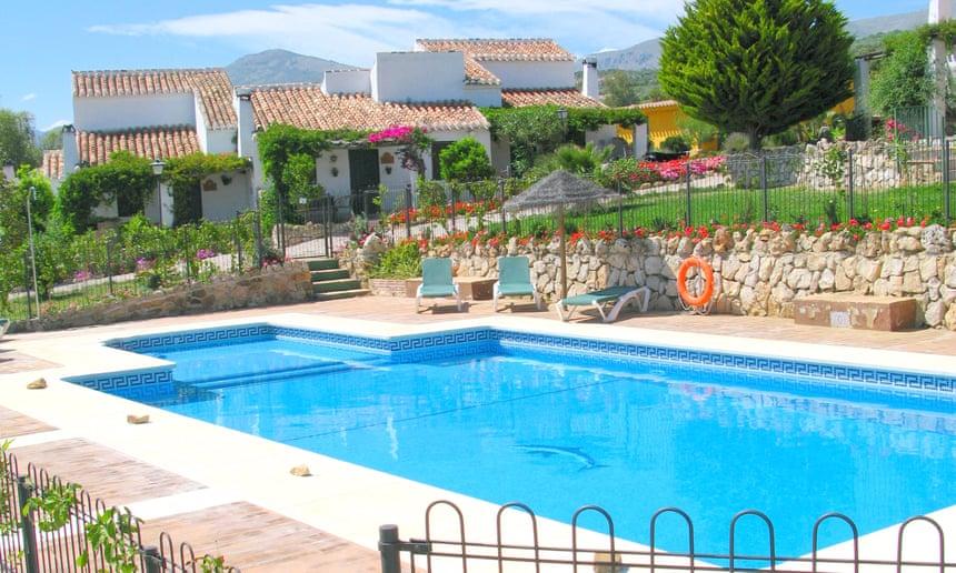 Casa rural, Spain