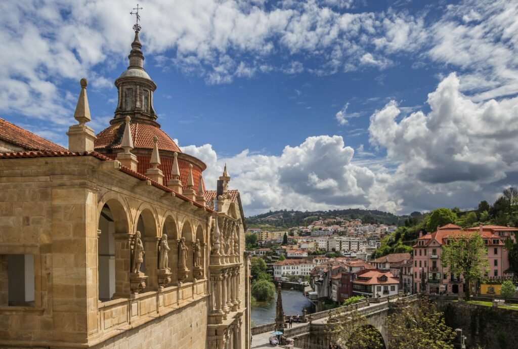 Explore the town of Amarante