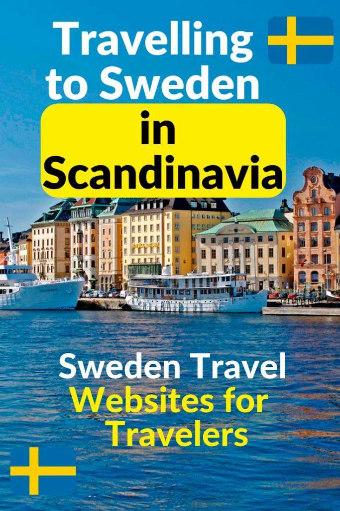 Sweden Travel Websites