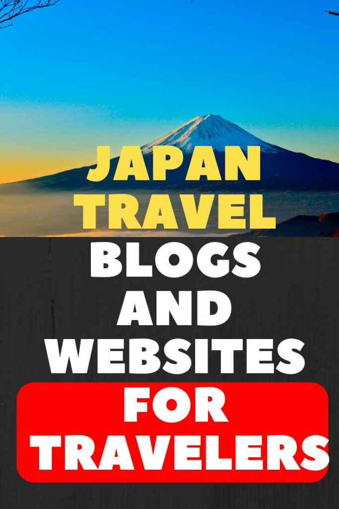 japan travel blogs