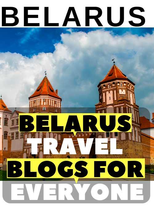 Belarus travel blogs