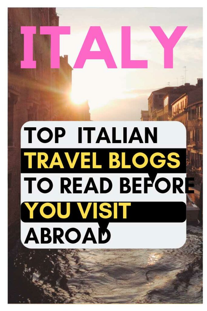 Blogs to Read Before You Visit Abroad