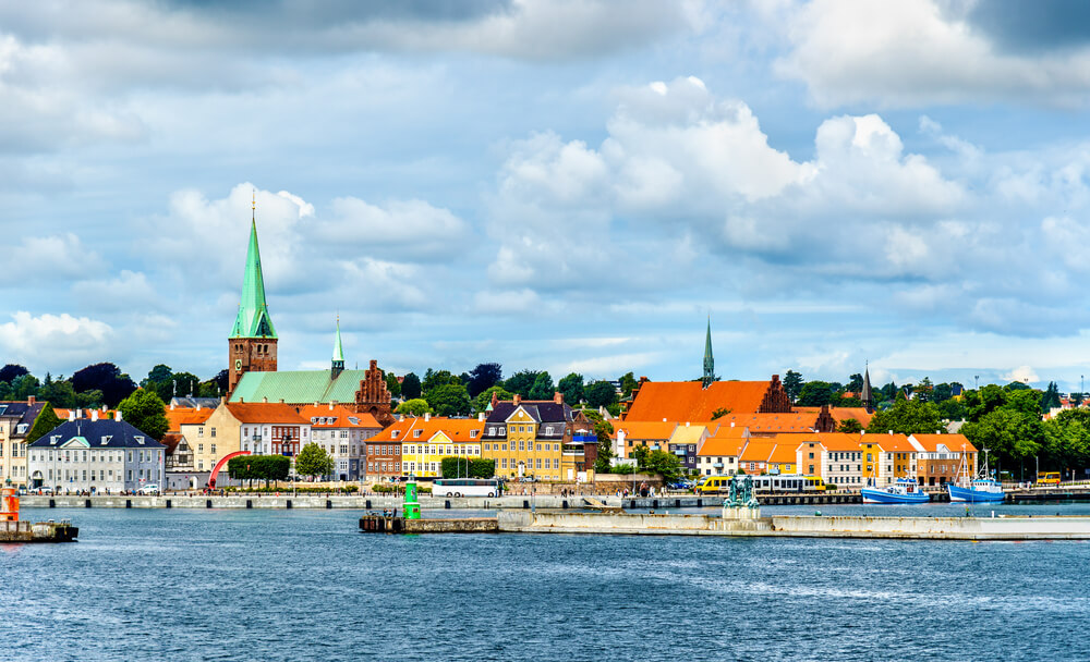 Denmark, places to visit are plenty