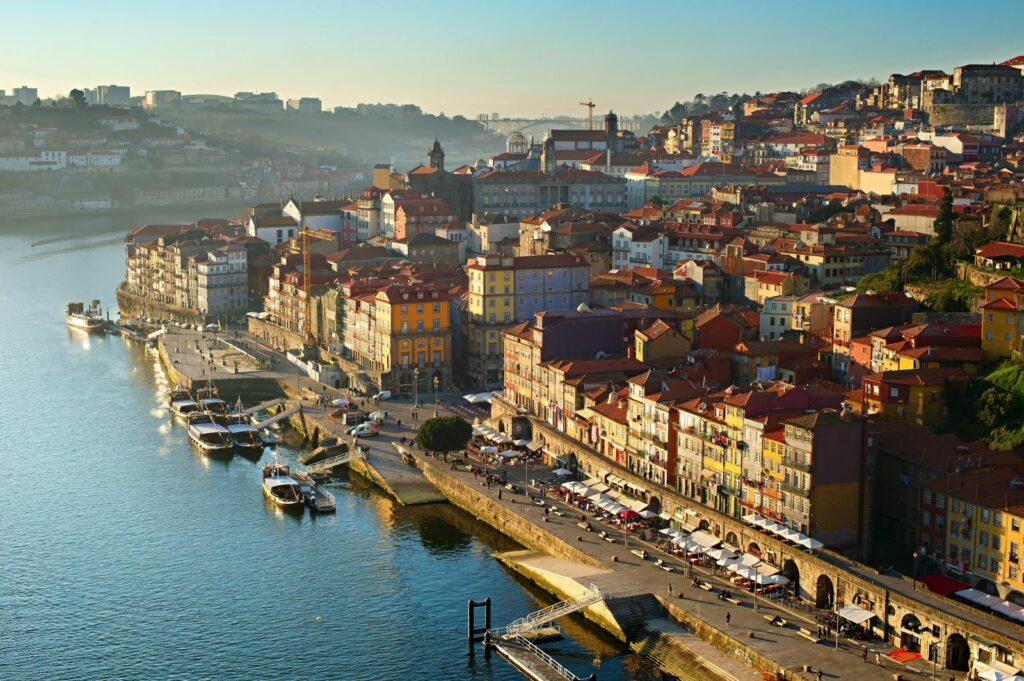 Grab a tipple in Porto