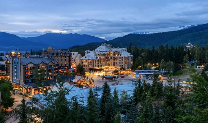 largest ski resorts in North America