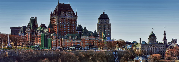 Looking for a cheaper alternative to Europe? Quebec City