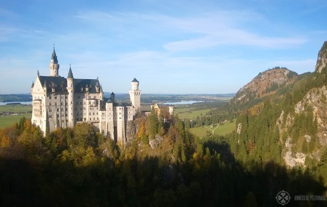 Day trip to Castle Neu Schwanstein