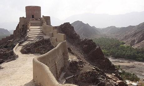 Al-Baleed Ruins