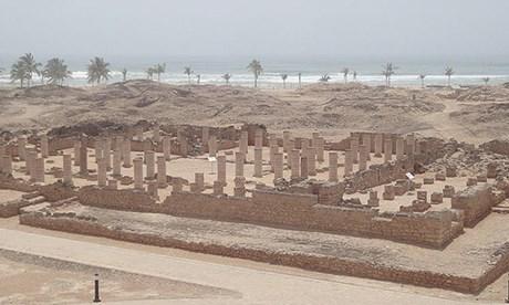 Sumhuram Ruins
