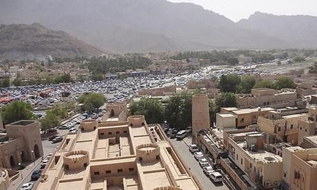 Incense Market in Salalah