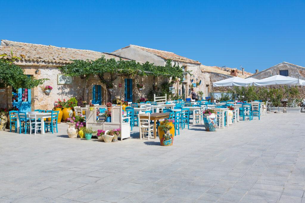 Marzamemi, Sicily