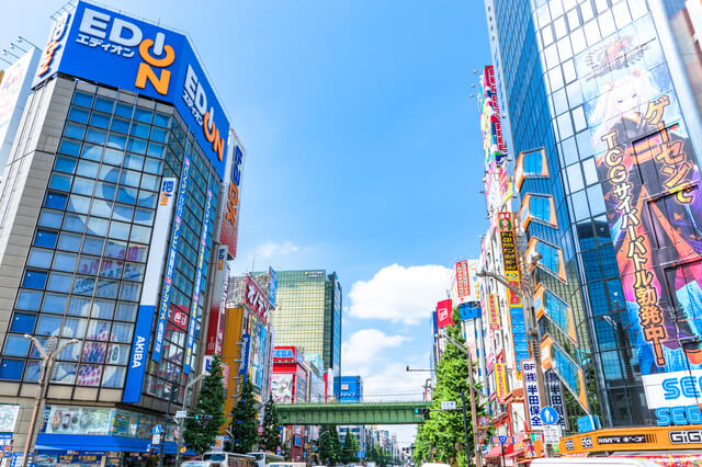 Experience the Otaku culture in Akihabara