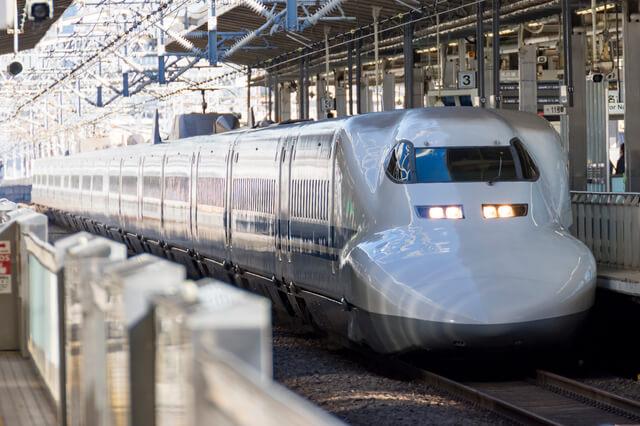 Ride a Shinkansen