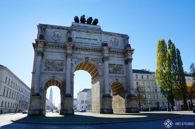attractions in Munich