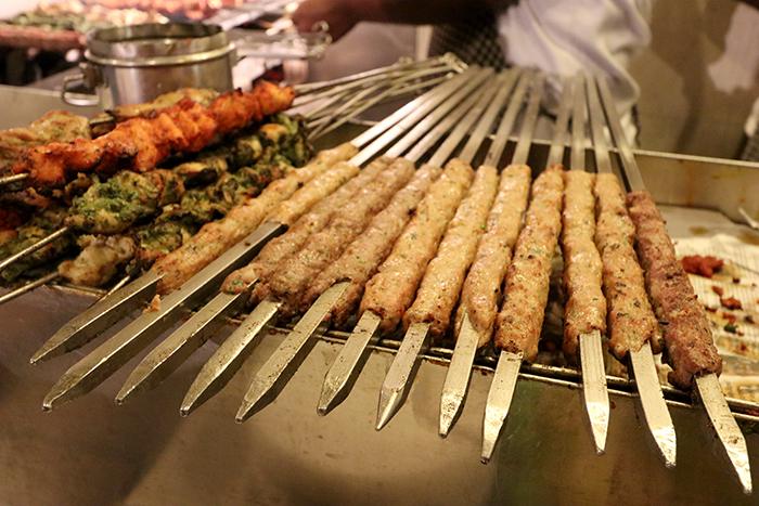 Try Kebabs at Bademiya