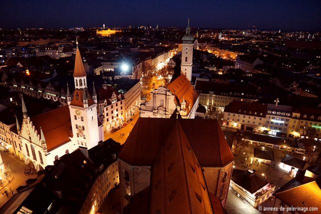 Alter Peter Tourist attractions in Munich