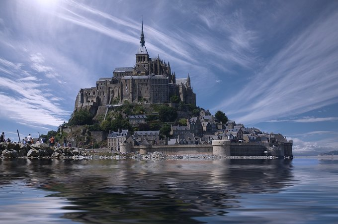 Mont Saint-Michel – Normandie