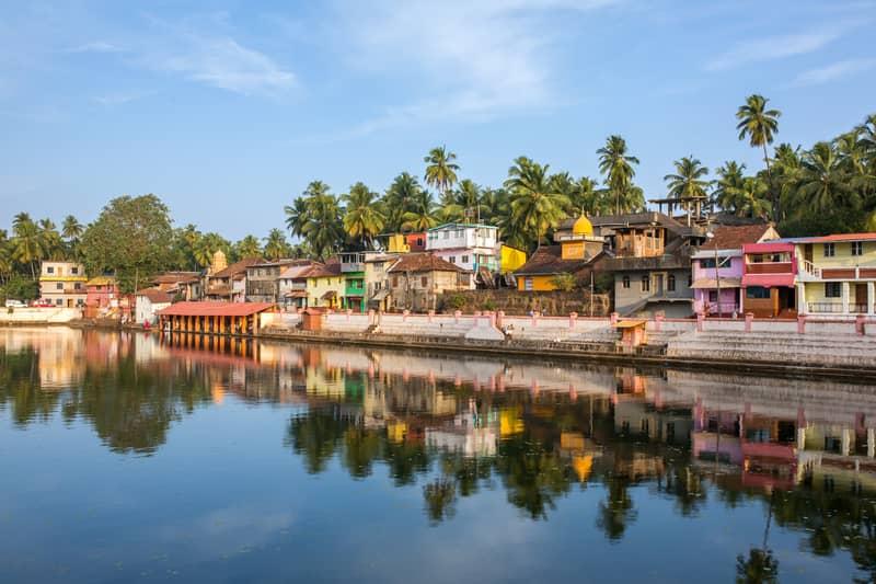 Gokarna, also known as 'mini-goa', has some of the best beaches