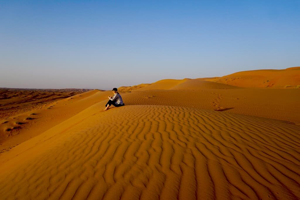 It's worth taking a trip into the Sharqiyah Sands