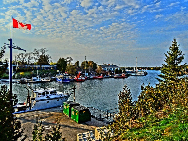 Top Ontario Small Towns