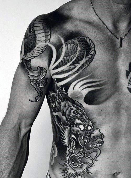 japanese tattoo designs samurai warrior