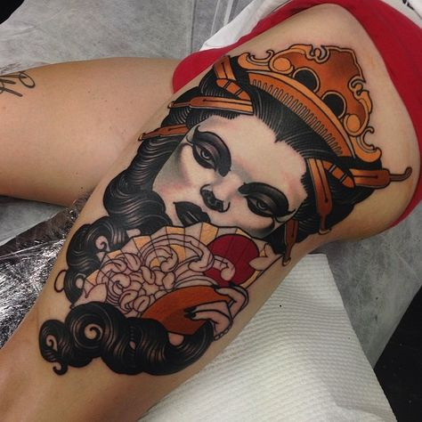 tattoos to cover scars on legs for women