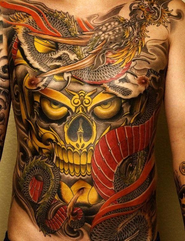 japanese samurai warrior tattoo images
