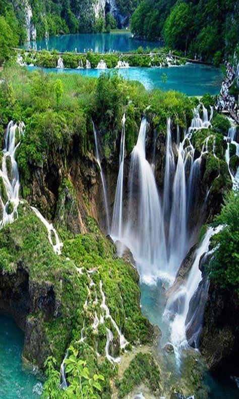 waterfall in india photos