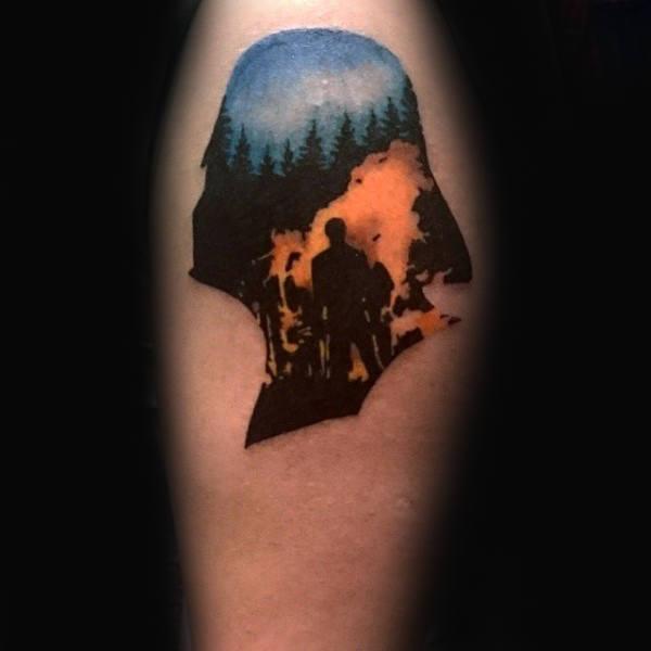 tattoo design fire
