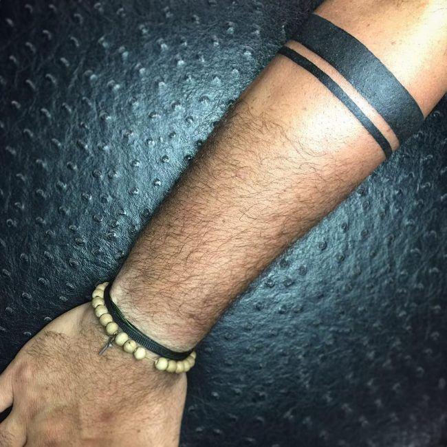 3 bands tattoo  design images