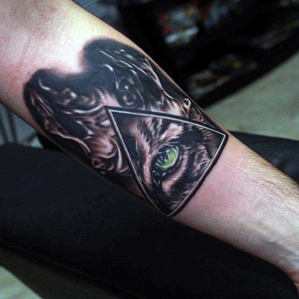 best firefighter arm tattoo designs