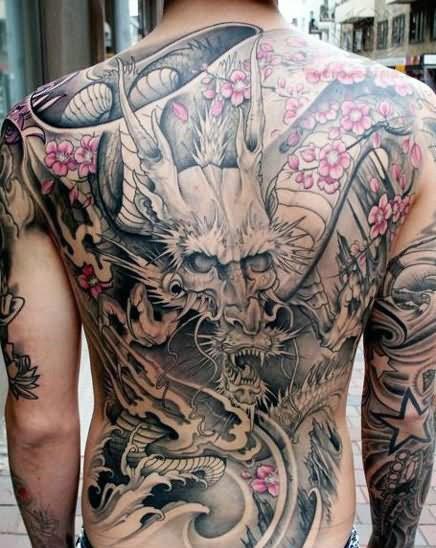 dragon tattoo design ideas images