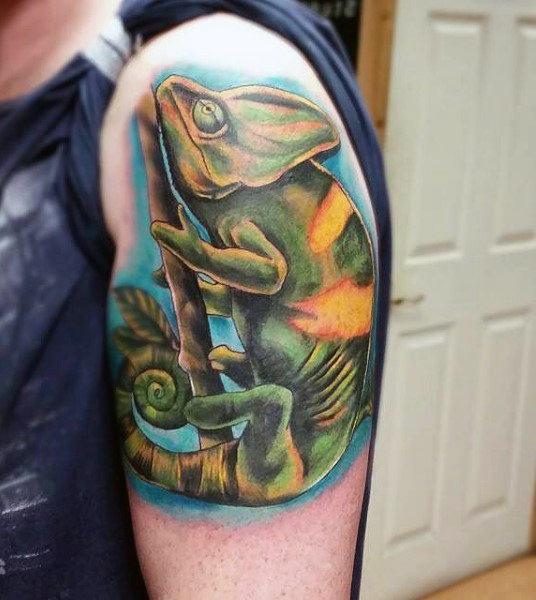 Lizard Tattoo Meanings