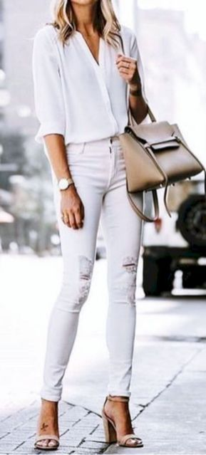 casual outfit work for women