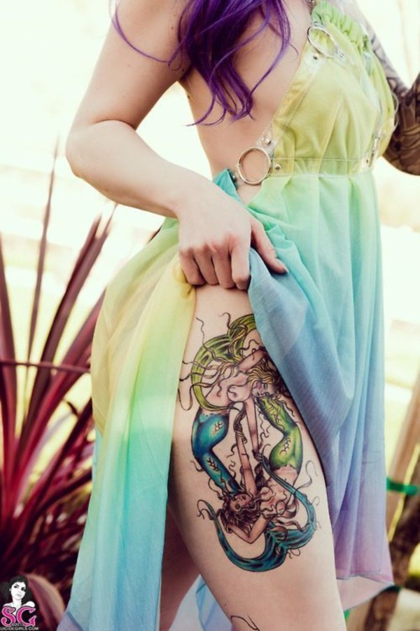 cover up tattoo legs for women