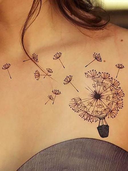 Tattoo Design Chest 2019