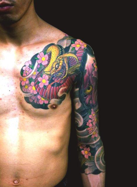 japanese beautiful tattoo images