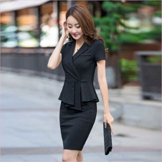 ladies business casual outfits