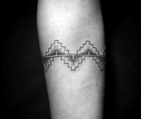 band tattoo images for man design
